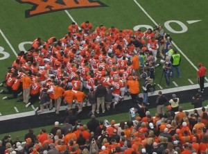 Oklahoma State prayer